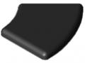 Cap 5 R20/40-45°, black
