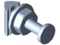 Klemmprofil-Aufhängung 6 E