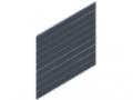 Dual-Rod Mesh 25x200, 1830x2008, bright zinc-plated