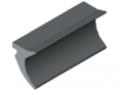 Lip Seal 4-5 mm - XMS, grey