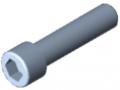 Zylinderschraube DIN 912 M12x50, verzinkt