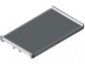 Tablett 2x180° 1200 ESD W