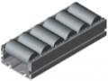 Roller Conveyor 6 80x40 E D30