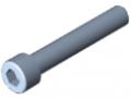Zylinderschraube DIN 912 M10x60, verzinkt
