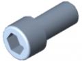 Zylinderschraube DIN 912 M12x25, verzinkt