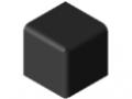 Fastening Set 8 40x40x40, black