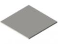 Polycarbonat 5mm, rauchfarben getönt