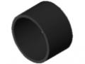 Tube D32 KU, black