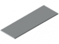 Tischplatte 30-1800x600 HPL-beschichtet, grau ähnlich RAL 7035