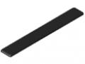 Abdeckkappe LRF 8 D14 200x28, schwarz