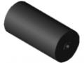 Roller D30-63 ESD, black