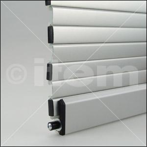 produkte rollladensystem rollladen lamellenprofil k al. Black Bedroom Furniture Sets. Home Design Ideas