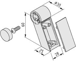 Sockelelement X D25