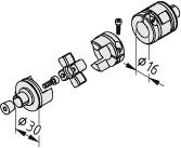 Synchronisationssatz GSF 8 40 R10