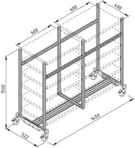 SystemMobil-Rahmen U42H