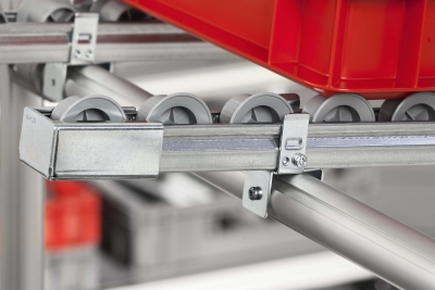 Roller Conveyor St, End Cap
