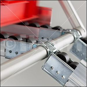 Roller Conveyor 6 40x40 Al Fastening Bracket U D30