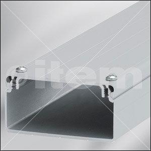 Kanalprofil U 60x30 D60 E, natur