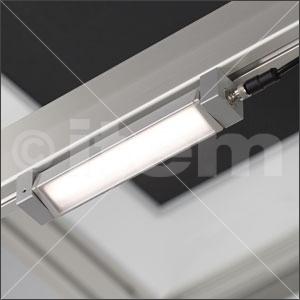 LED Machine Light Fitting 6W 40x40x240