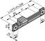 Lineareinheit LRE 5 D6 60x20 ZU 40 R10