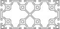 Profil X 8 160x80 leicht, natur