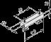 Maschinenleuchte LED 5W 25x20x120
