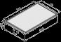 Tablett 2x180° 1500 ESD W