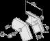 Stoßverbinder D30-60°